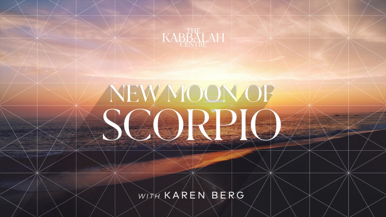 Meditation for the New Moon of Scorpio